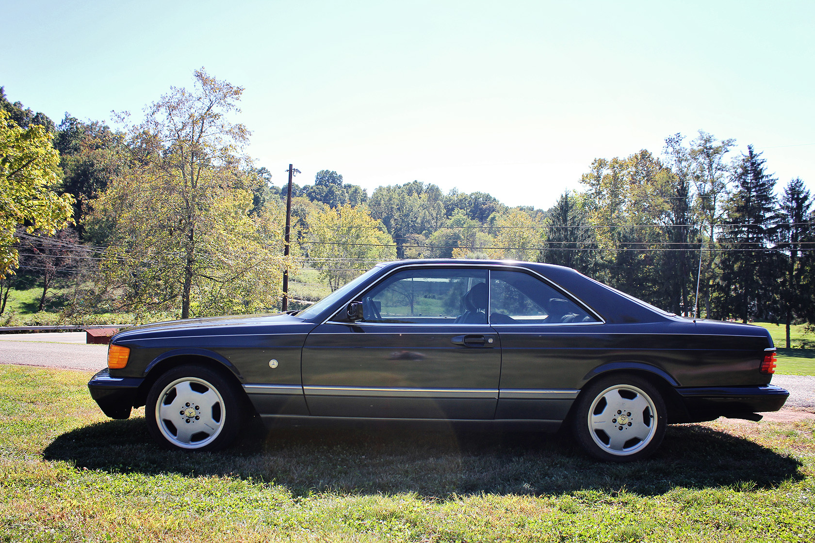 Buy used 1986 mercedes benz 560 sec base coupe 5 6l in for 1986 mercedes benz 560 sec