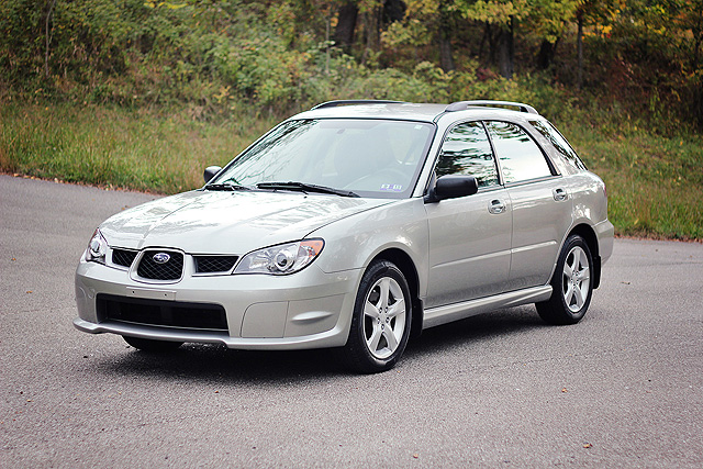 2006 Subaru Impreza For Sale